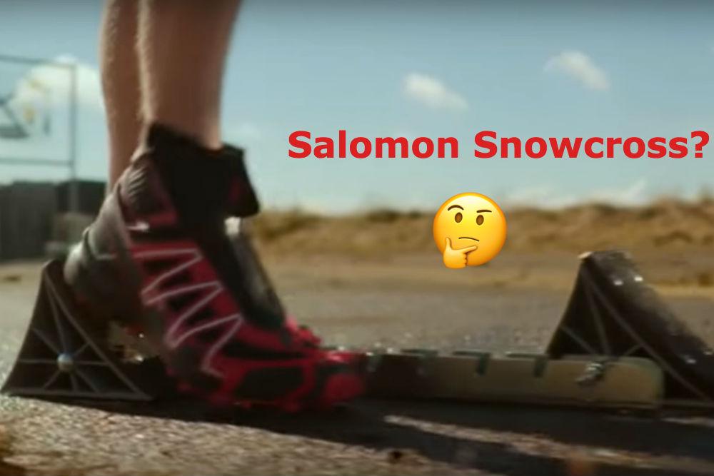 В каких кроссовках бегает самый быстрый человек наЗемле?